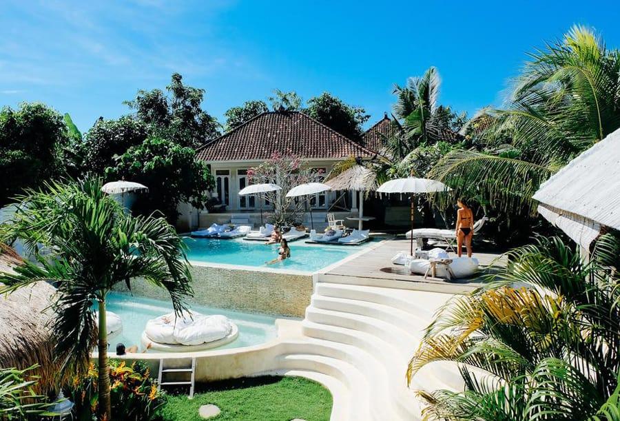 bali hotels surfing bingin