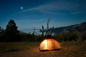 Camping in California / 11 Tips Every Camper Should Know