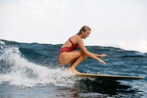 Surfing Suits For Women / The Best Swimwear for Lady Sliders