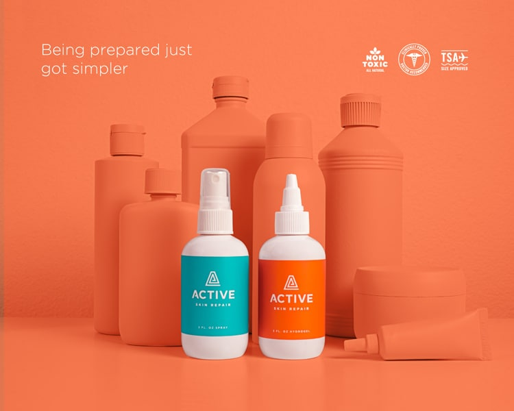 active skin repair first aid for surfers