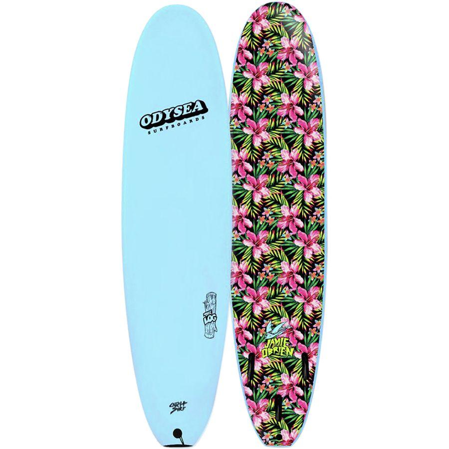 soft top longboard