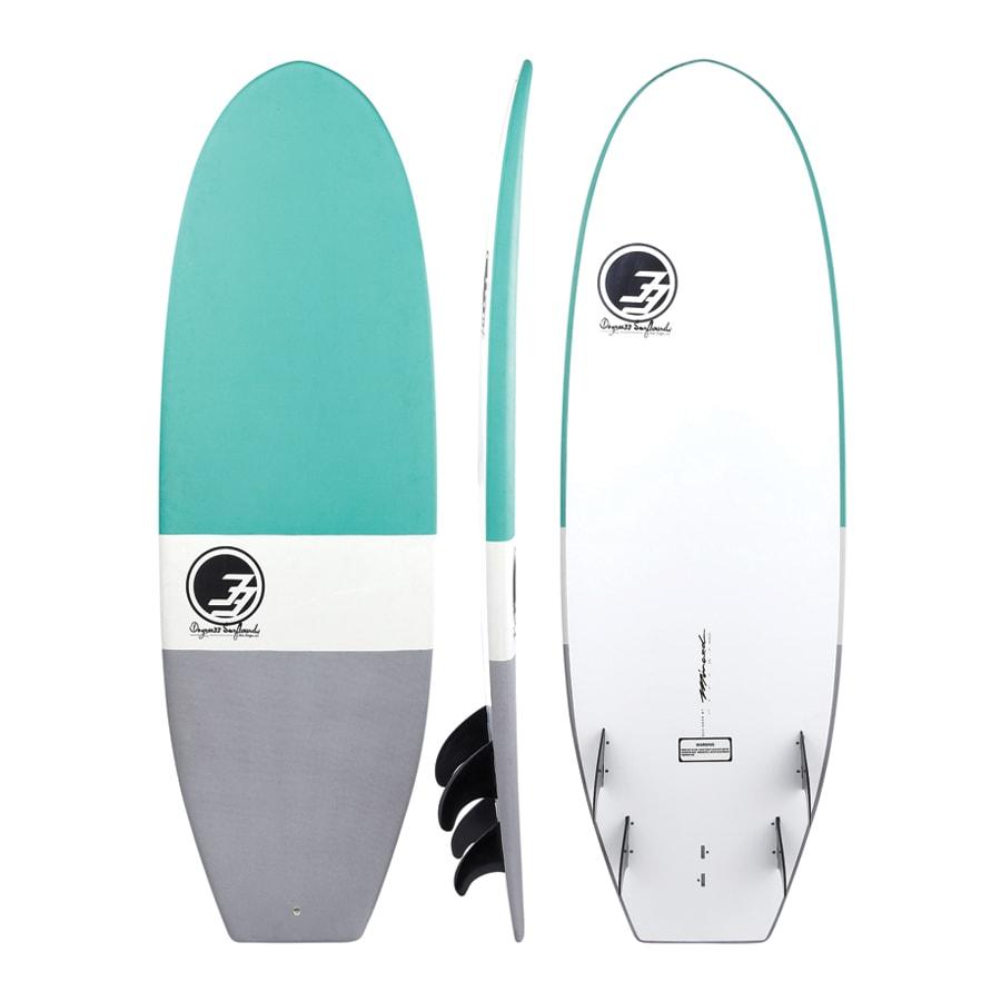 soft top shortboard