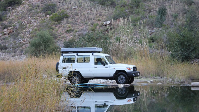 4x4 rental south africa