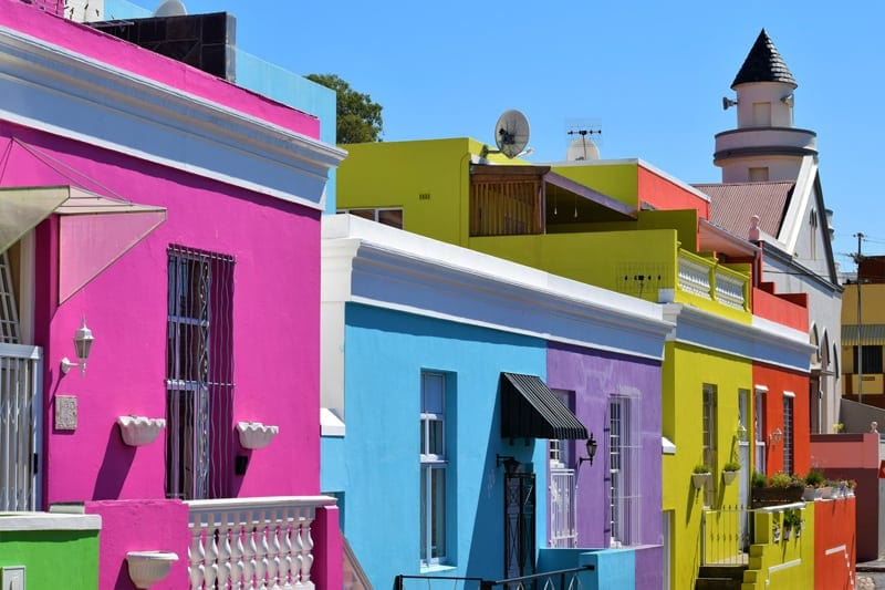 bokaap cape town south africa