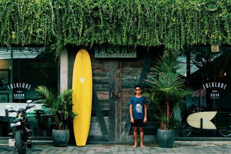 canggu bali surf folklore