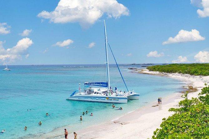 Things to do in Puerto Rico - catamaran sailing trip