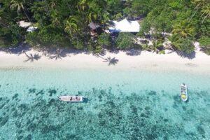 Maqai Eco Surf Resort, Qamea Island, Fiji