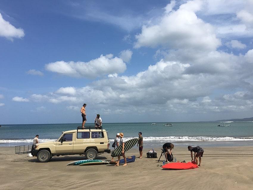 two brothers surf resort nicaragua