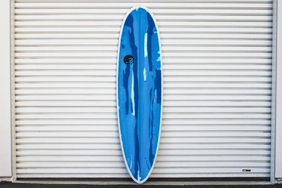 funboard surfboard beginner