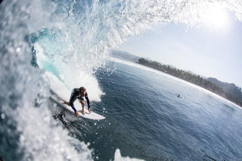 sumatra surf