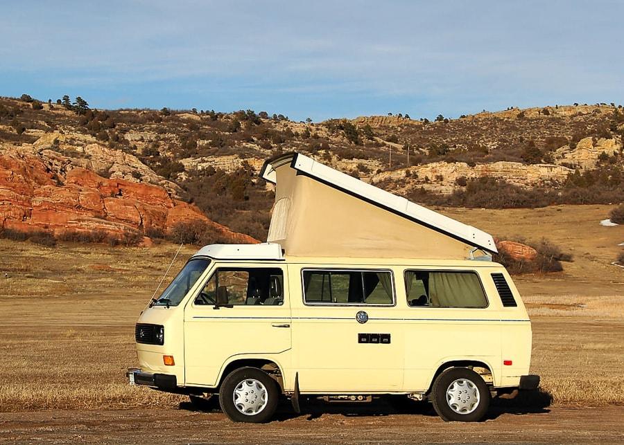 campervan rental colorado