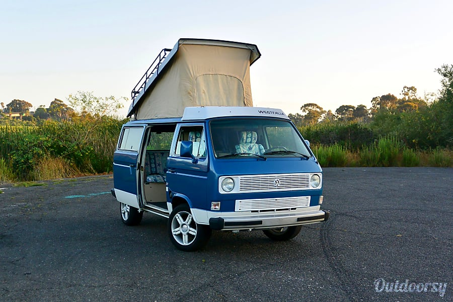 campervan rental oceanside
