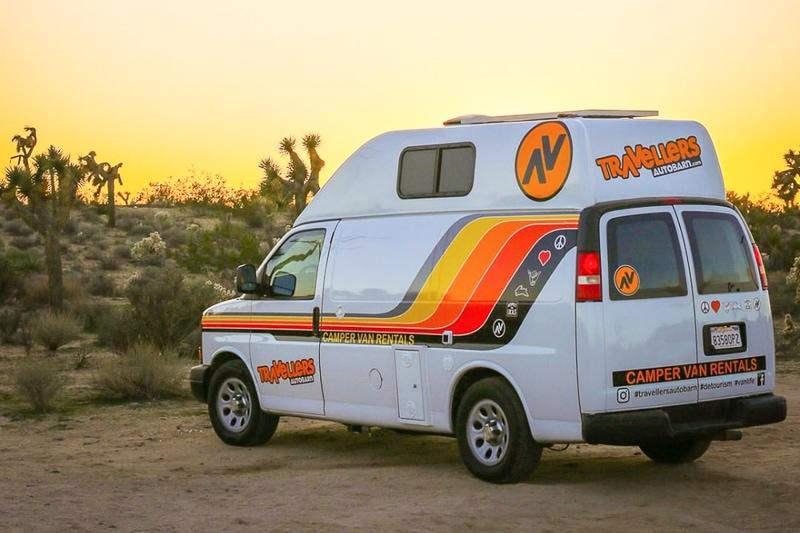 one way campervan rentals