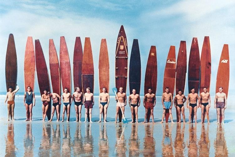 surfboard 1960s