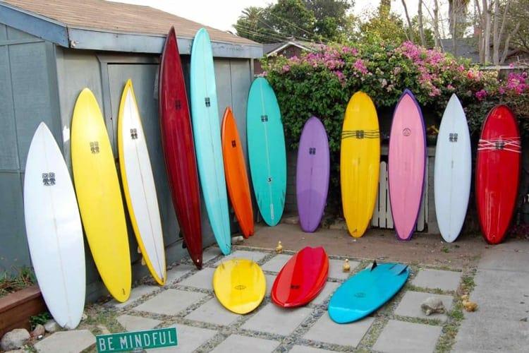 surfboard bonzer