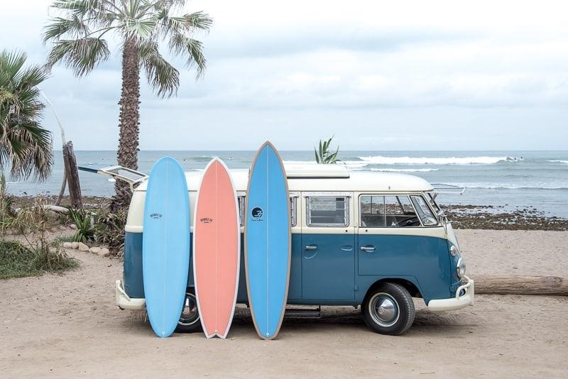 surfboard funboard