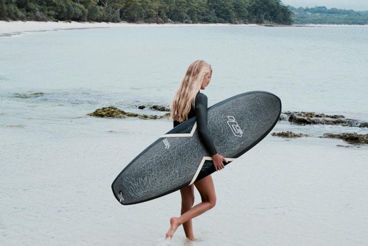 surfboard hybrid