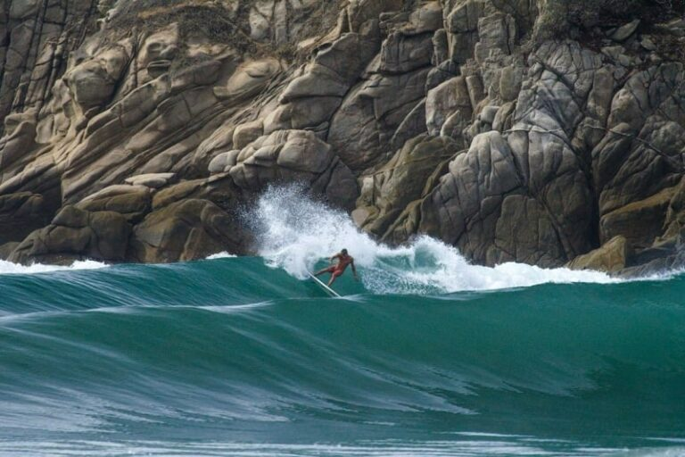 surfing mexico