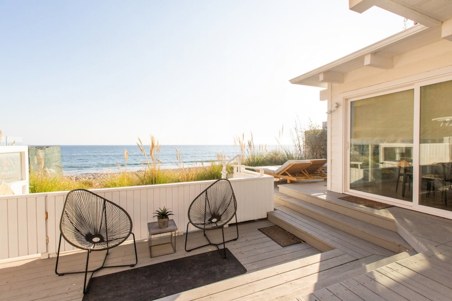 malibu surf vacation rentals