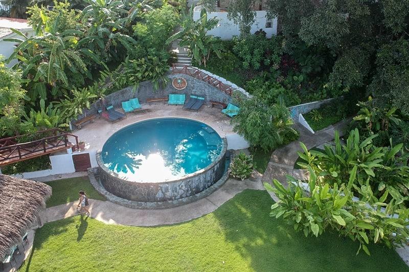 maraica san pancho mexico hotel