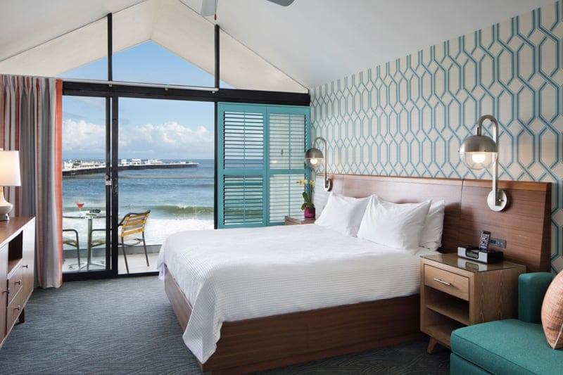 santa cruz surf hotel