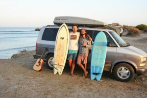 Surf Van Conversion / How to Build a Surf Van and Travel to Mexico