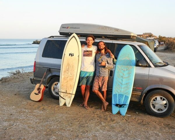 surf van scorpion bay