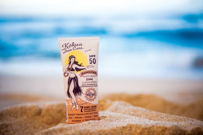reef safe sunscreen kokua sun care