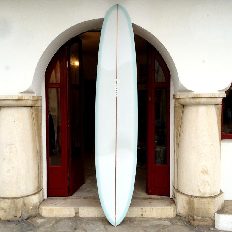 longboard surfboard gato heroi