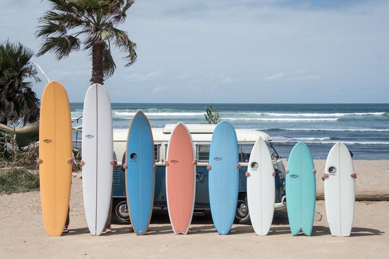 Surf Safari Giveaway / Score a New Surfboard & Campervan Trip