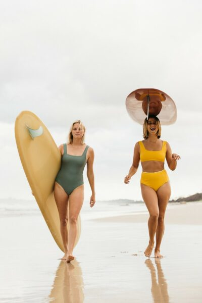 sustainable swimwear for surf