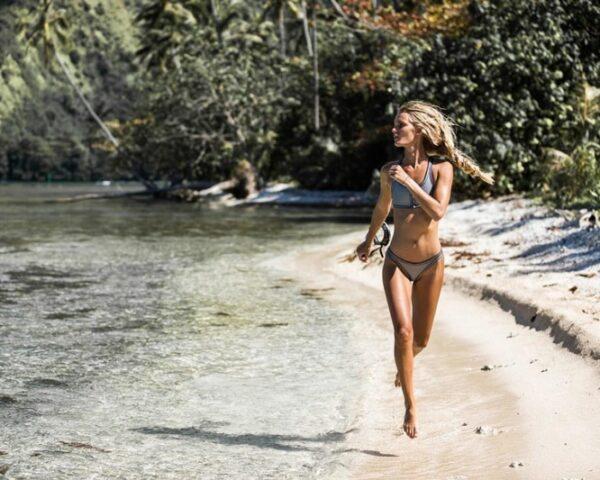 sporty swimsuits bikini