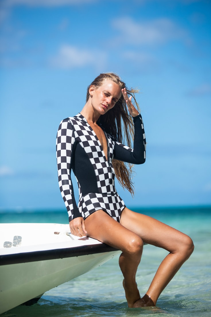 surf swimwear for women