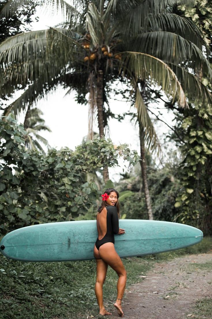 womens surf suit
