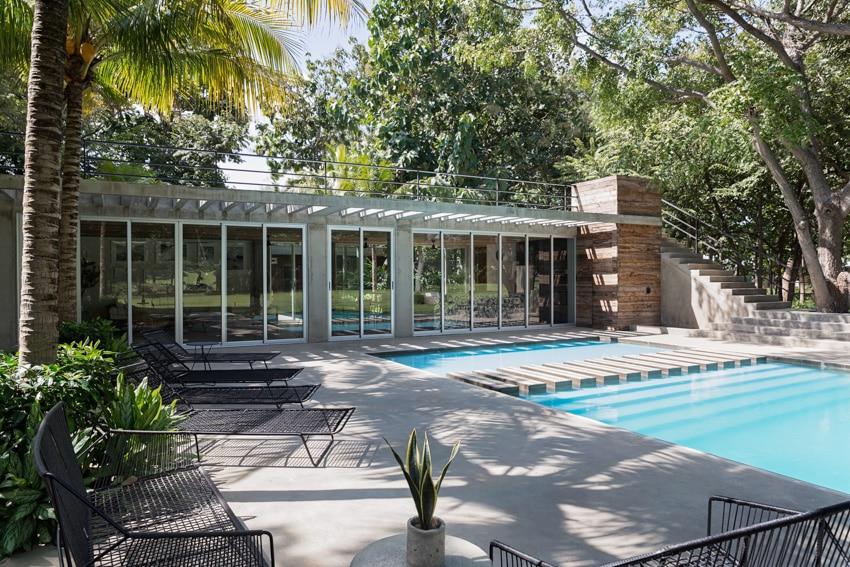 aurea nicaragua luxury surf villa