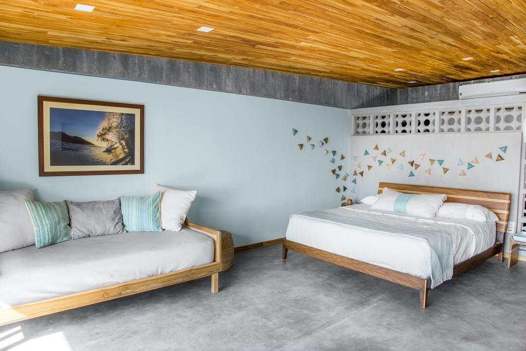 Malibu Popoyo surf hotel