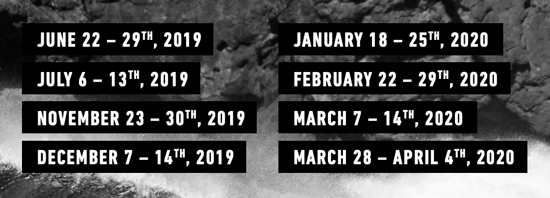 surf camp dates