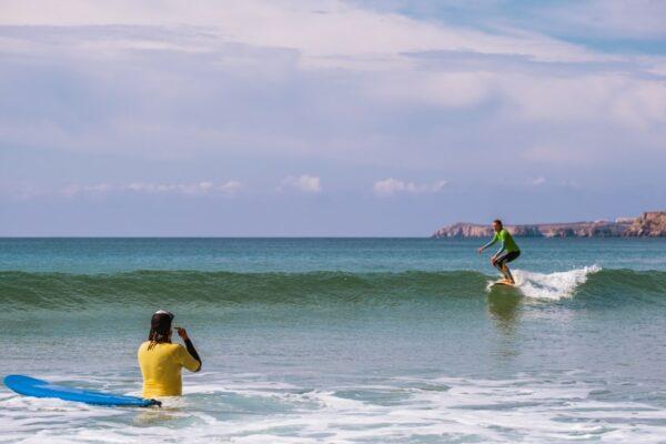 surf camp portugal algarve