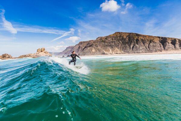 tiny whale lodge portugal