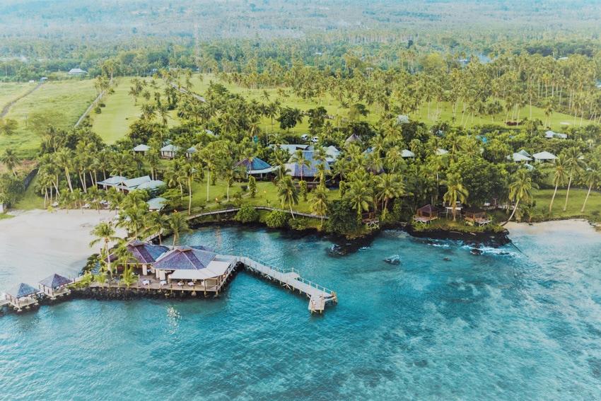 sinalei resort samoa