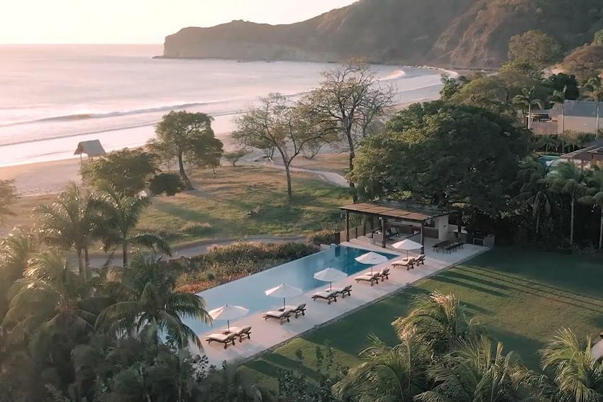 luxury villa nicaragua