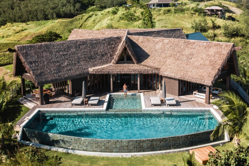 six senses fiji luxury villa