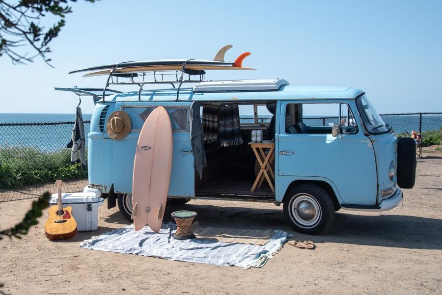 california campervans