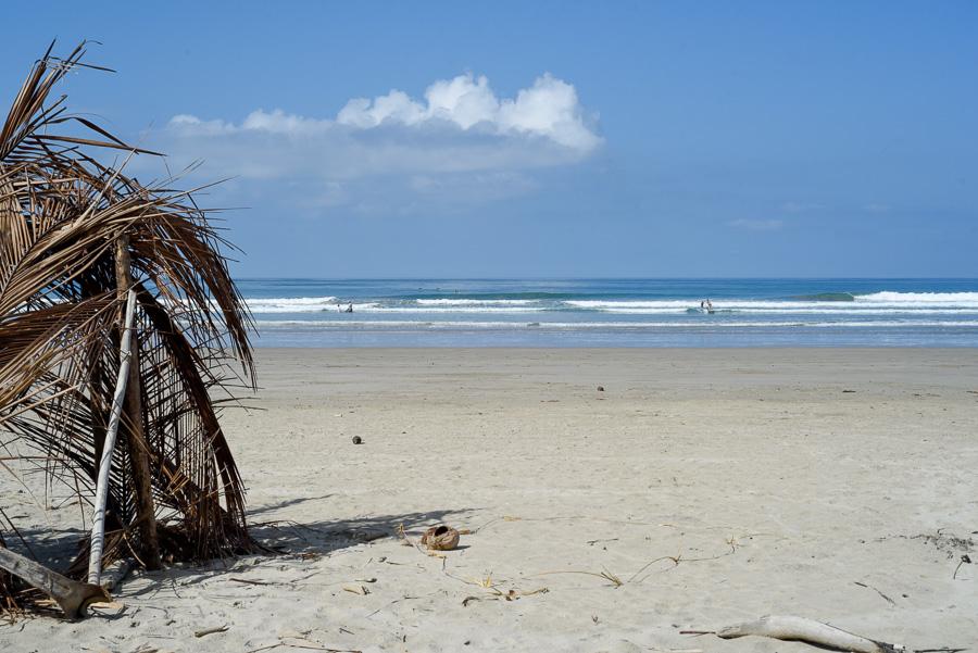 santa teresa costa rica surfing playa hermosa