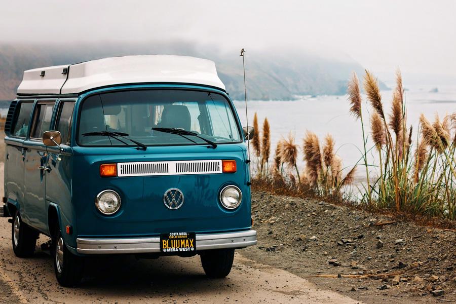 camper rentals vw bus