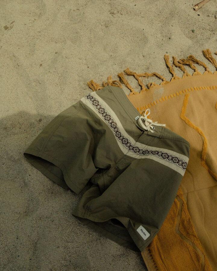 board shorts by surf brand Rhythm