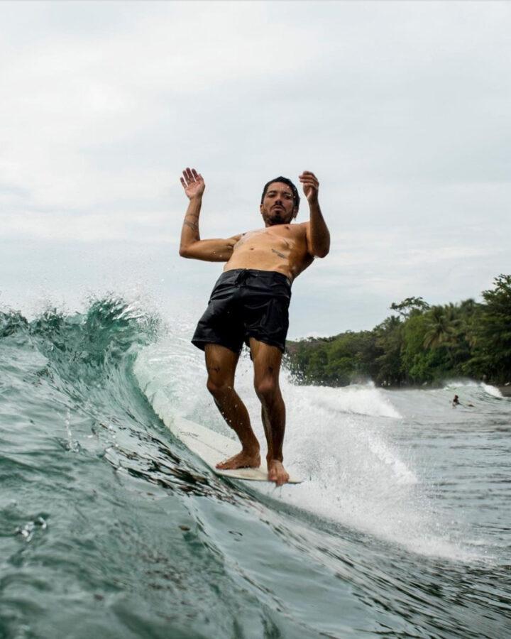 banks journal brand ambassador surfing