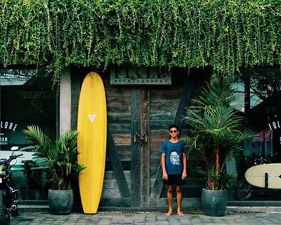 canggu bali surf guide