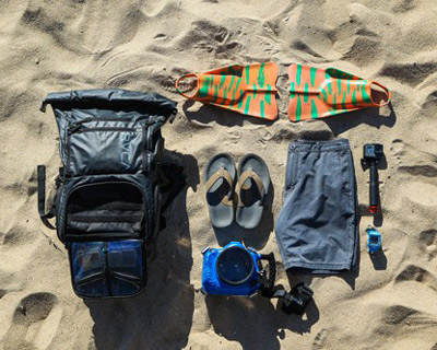 surf trip packing list guide