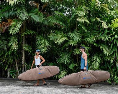 surfboard bag fees guide